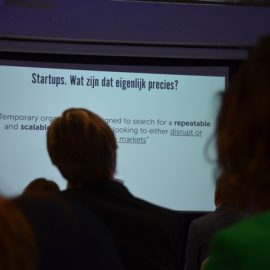 Start-ups with Fire – Verslag, presentaties en foto's